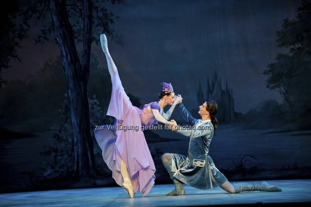 Am 22. November 2013 kommt der märchenhafte Ballettklassiker Dornröschen vom St. Petersburg Festival Ballet Ensemble in die WIener Stadthalle (27.03.2013)
