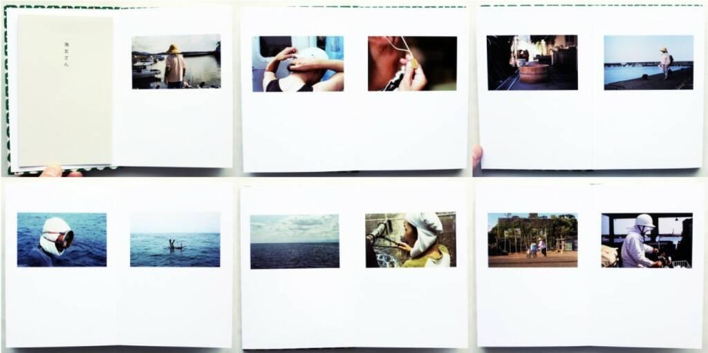 Cláudia Varejão - ama-san 海女さん, Terratreme Filmes 2015, Beispielseiten, sample spreads - http://josefchladek.com/book/claudia_varejao_-_ama-san_海女さん, © (c) josefchladek.com (24.11.2015)