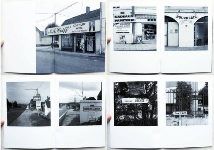 Christophe Le Toquin - Éléments d'une typologie de l'urbanisation contemporaine d'un village français de deux mille huit cent trente neuf habitants - Vol #7, Self published 2015, Beispielseiten, sample spreads - http://josefchladek.com/book/christophe_le_toquin_-_elements_dune_typologie_de_lurbanisation_contemporaine_dun_village_francais_de_deux_mille_huit_cent_trente_neuf_habitants_-_vol_7#image-8