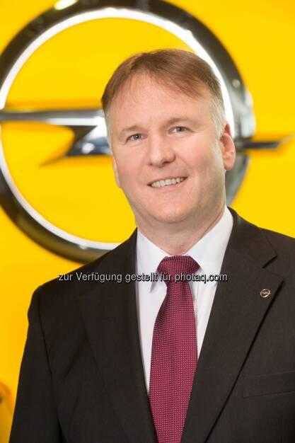 Rudi Spieß (Executive Director, Manufacturing Engineering Europe, Opel /Vauxhall) :  Neuer Aufsichtsrat bei Opel Wien :  Rudi Spieß zum Vorsitzenden gewählt : Fotocredit: Opel Wien GmbH, © Aussendung (24.11.2015)