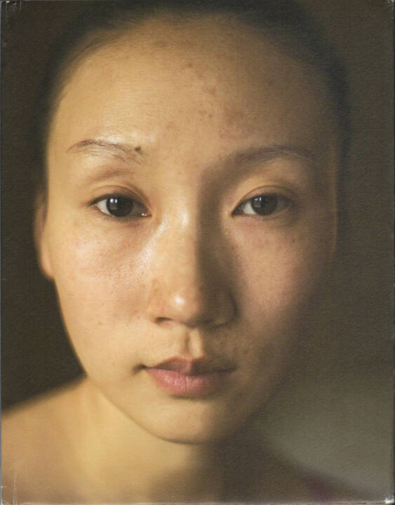 Xu Yong - This Face (徐勇《這張臉》), Culture of China Publication 2011, Cover - http://josefchladek.com/book/xu_yong_-_this_face_徐勇這張臉