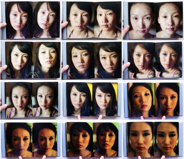 Xu Yong - This Face (徐勇《這張臉》), Culture of China Publication 2011, Beispielseiten, sample spreads - http://josefchladek.com/book/xu_yong_-_this_face_徐勇這張臉