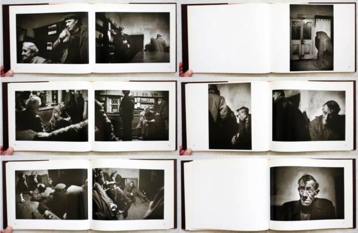 Krass Clement - Drum. Et sted i Irland, Gyldendal 1996, Beispielseiten, sample spreads - http://josefchladek.com/book/krass_clement_-_drum_et_sted_i_irland