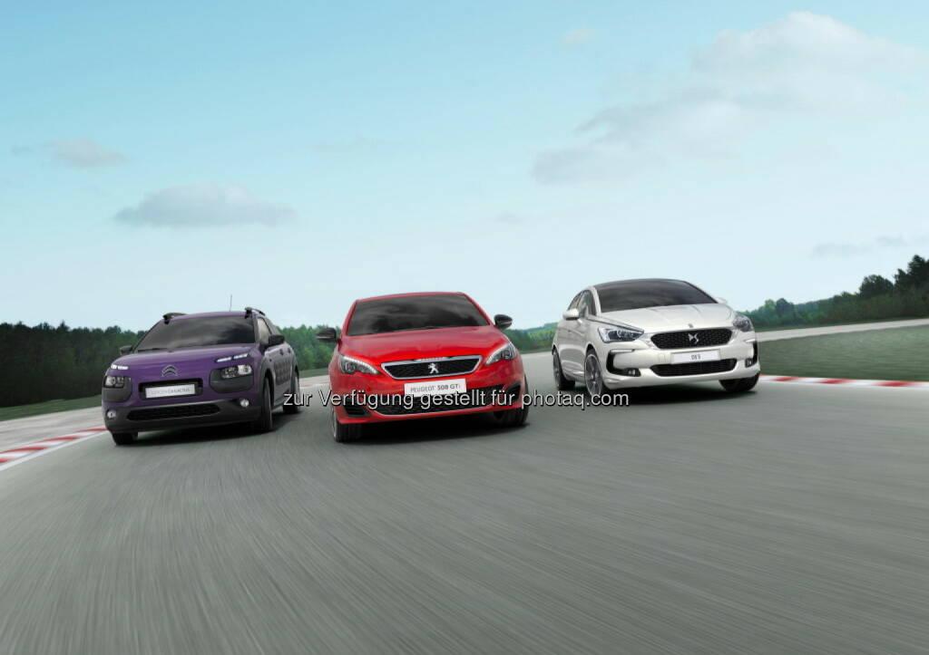PSA Peugeot Citroen PKW Modelle : PSA Peugeot Citroen lässt reale Verbrauchswerte seiner PKW-Fahrzeuge ermitteln : Gemeinsam mit NGO Transport & Environment werden reale Verbrauchswerte ermittelt : Veröffentlichung ab Frühjahr 2016 geplant : Fotocredit: PSA Peugeot Citroen, © Aussendung (25.11.2015)