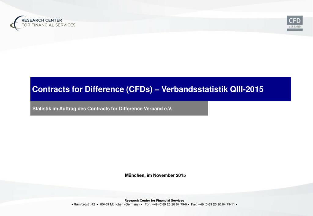Statistik über den CFD Markt Deutschland, Seite 1/17, komplettes Dokument unter http://boerse-social.com/static/uploads/file_489_statistik_uber_den_cfd_markt_deutschland.pdf (25.11.2015)