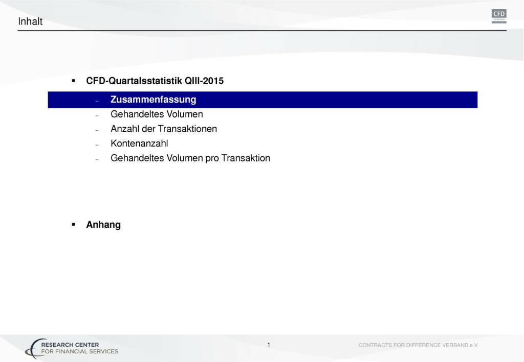 Statistik über den CFD Markt Deutschland, Seite 2/17, komplettes Dokument unter http://boerse-social.com/static/uploads/file_489_statistik_uber_den_cfd_markt_deutschland.pdf (25.11.2015)