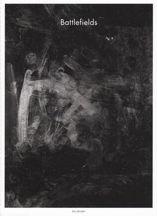 Jos Jansen - Battlefields, The Eriskay Connection 2015, Cover - http://josefchladek.com/book/jos_jansen_-_battlefields