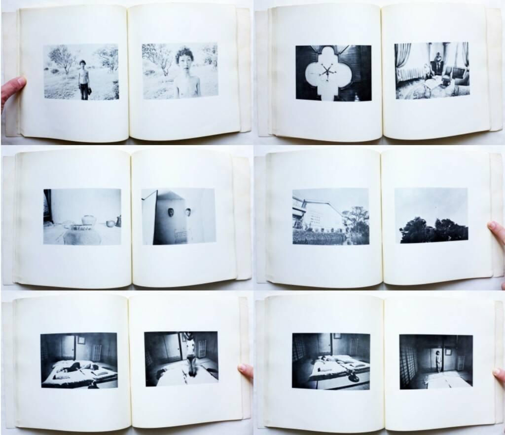 Nobuyoshi Araki - Sentimental Journey (Senchimentaru na Tabi, 荒木経惟 センチメンタルな旅), Shikaban 1971, Beispielseiten, sample spreads - http://josefchladek.com/book/nobuyoshi_araki_-_sentimental_journey_senchimentaru_na_tabi_荒木経惟_センチメンタルな旅, © (c) josefchladek.com (26.11.2015)