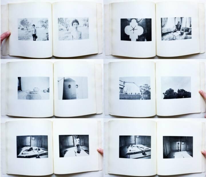 Nobuyoshi Araki - Sentimental Journey (Senchimentaru na Tabi, 荒木経惟 センチメンタルな旅), Shikaban 1971, Beispielseiten, sample spreads - http://josefchladek.com/book/nobuyoshi_araki_-_sentimental_journey_senchimentaru_na_tabi_荒木経惟_センチメンタルな旅