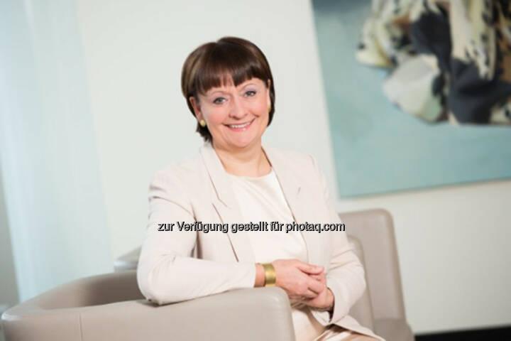 Herta Stockbauer, Vorstand BKS Bank: Die börsennotierte Kärntner Bank weist im dritten Quartal einen Periodenüberschuss von 44,0 Mio. EUR aus, die Bilanzsumme steigt auf knapp 7 Mrd. EUR