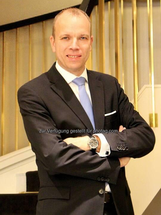 Matthias Welzel ist neuer Hotel Manager im Hilton Vienna Plaza (© Hilton Hotels & Resorts)