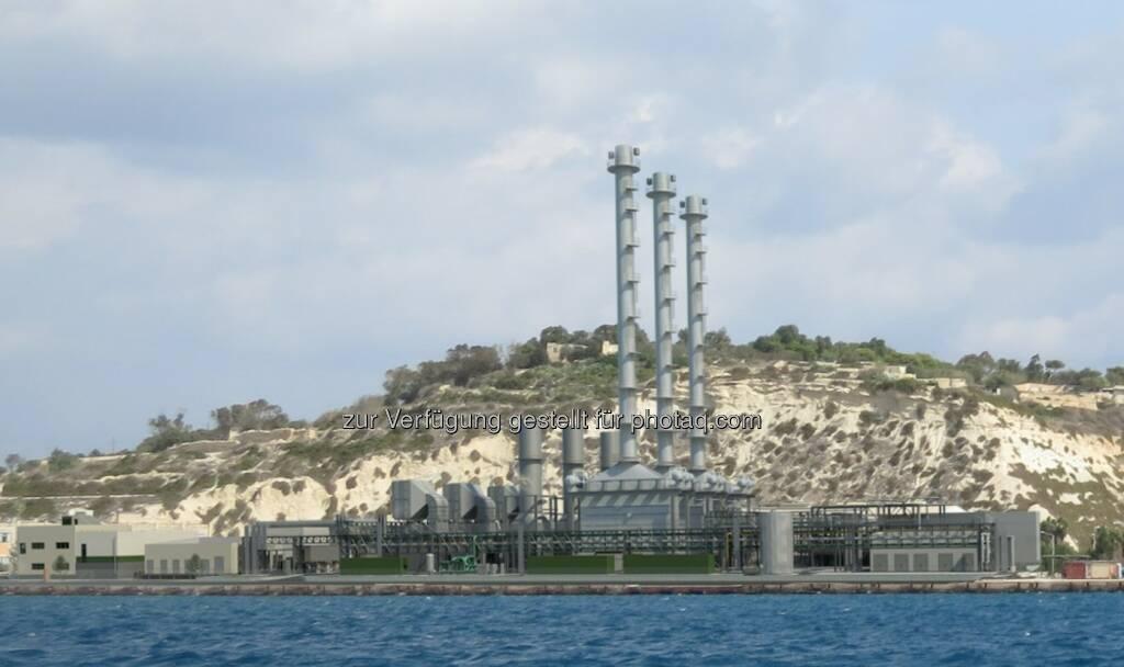 GuD Delimara : Siemens baut Gaskraftwerk in Malta : Malta stellt Stromproduktion von Öl auf umweltfreundliches Gas um : Kraftwerk wird die Hälfte des maltesischen Strombedarfs decken : Gesamtprojektleitung, Engineering, Leittechnik und Transformatoren aus Österreich : (c) Siemens, © Aussendung (30.11.2015)