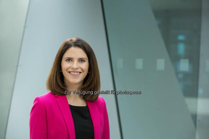 Maria Zesch : Wechsel in der Geschäftsleitung : Maria Zesch neue Geschäftsführerin (CCO) bei T-Mobile Austria ab 1. Dezember 2015 : Fotocredit: T-Mobile/König
