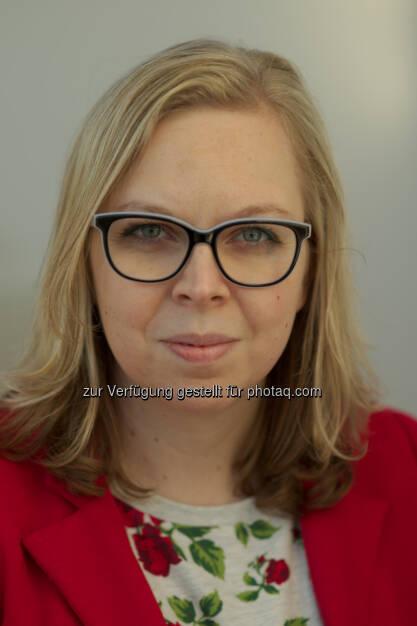 Andrea Heigl neu bei bettertogether : Frühere Standard-Journalistin und Ministersprecherin betreut Kunden aus Gesundheits- und Infrastrukturbereich : Fotocredit: bettertogether , © Aussendung (01.12.2015)