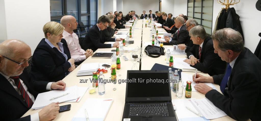 Diskussion der Reform der Zukunftsvorsorge im BMF, © BMF (29.03.2013)