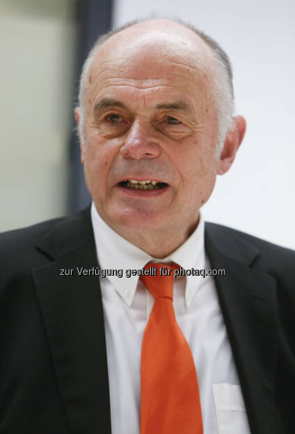Der neue Kapitalmarktbeauftragte Wolfgang Nolz, © BMF (29.03.2013)