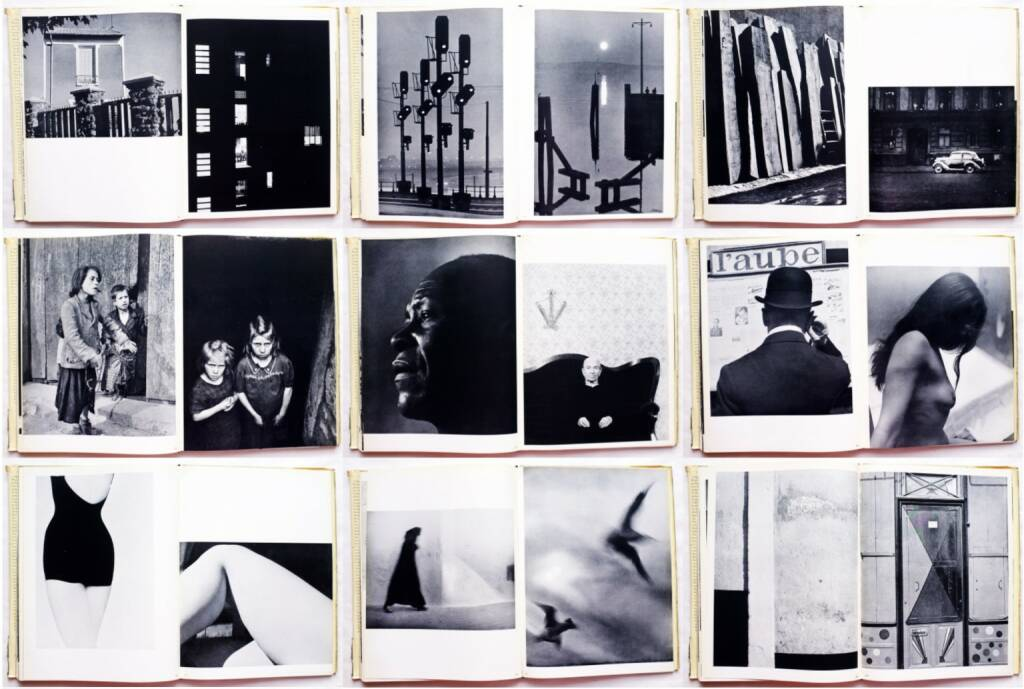 Otto Steinert - Subjektive Fotografie - Ein Bildband moderner Fotografie, Brüder Auer Verlag 1952, Beispielseiten, sample spreads - http://josefchladek.com/book/otto_steinert_-_subjektive_fotografie_-_ein_bildband_moderner_fotografie, © (c) josefchladek.com (03.12.2015)