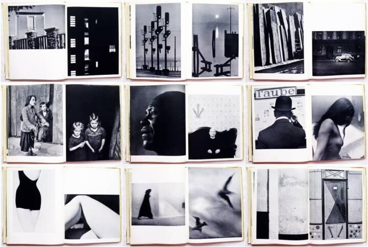 Otto Steinert - Subjektive Fotografie - Ein Bildband moderner Fotografie, Brüder Auer Verlag 1952, Beispielseiten, sample spreads - http://josefchladek.com/book/otto_steinert_-_subjektive_fotografie_-_ein_bildband_moderner_fotografie