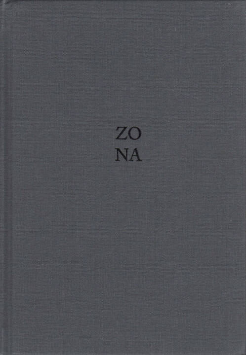 Nuno Moreira - ZONA, Self published 2015, Cover - http://josefchladek.com/book/nuno_moreira_-_zona