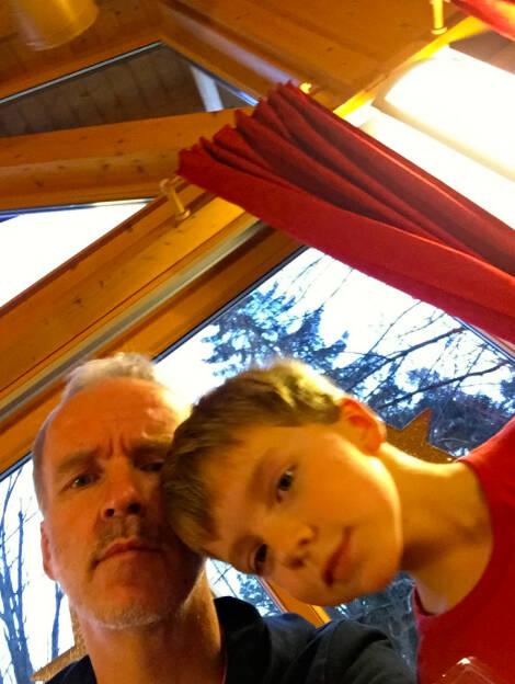 Mit dem Sohnemann (06.12.2015)