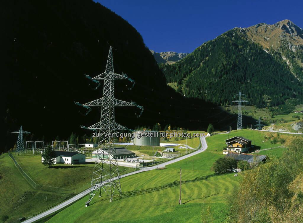 Transalpine Ölleitung, Pumpstation in Gruben : TAL ab 2016 unter neuer Führung : Alessio Lilli wird neuer General Manager von Europas größter Rohölpipeline : Fotocredit: TAL, © Aussendung (07.12.2015)