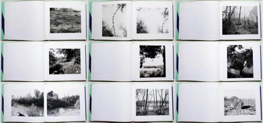 John Gossage - The Pond, Aperture 1985, Beispielseiten, sample spreads - http://josefchladek.com/book/john_gossage_-_the_pond, © (c) josefchladek.com (08.12.2015)