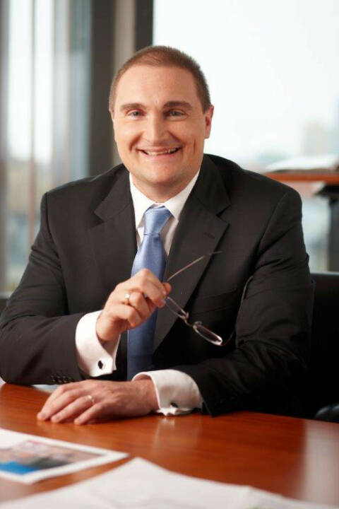 Andreas Segal: Andreas Segal als neuer CFO und stellvertretender Vorstandsvorsitzender der Buwog Group bestellt (C) Buwog