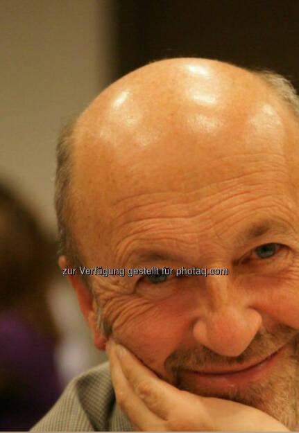 Hansi Hansmann neues Mitglied im Conda Advisory Board., © Aussendung (09.12.2015)