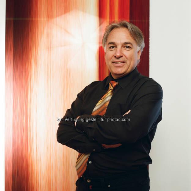 Daniel Alge :  Neuer Präsident der Österreichischen Patentanwaltskammer : Fotocredit: Sonn & Partner/Rosenburg, © Aussendung (10.12.2015)