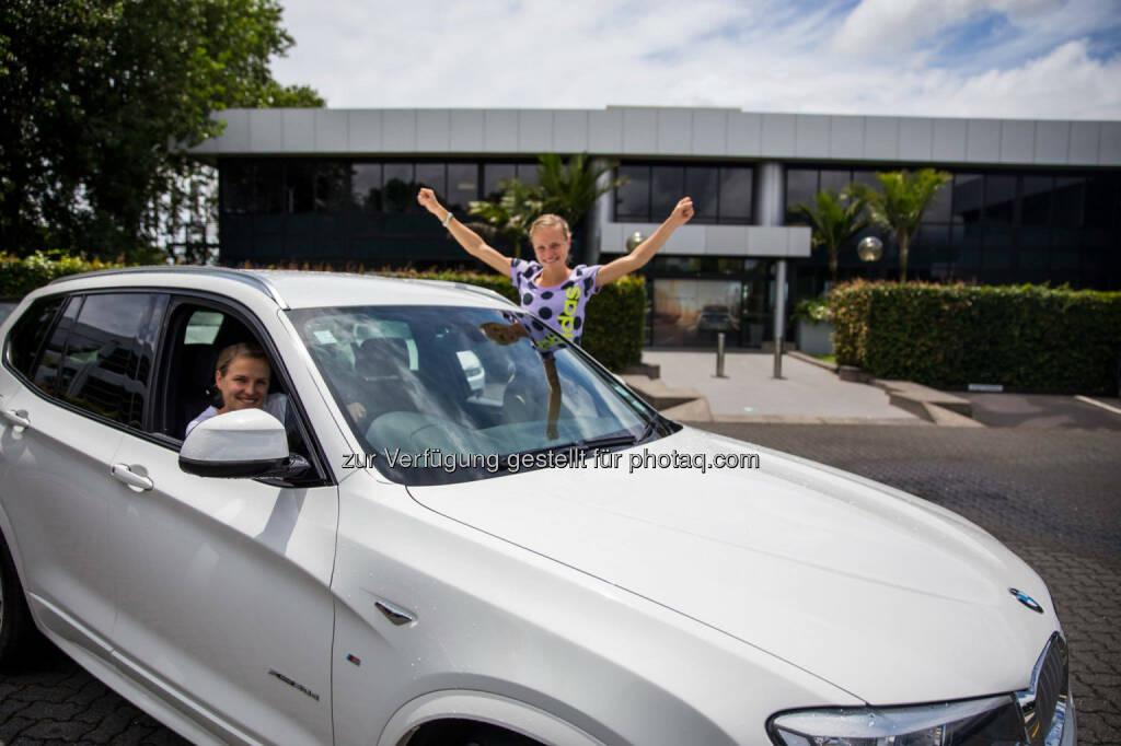 Anna und Lisa Hahner in Neuseeland, &copy; <a href=