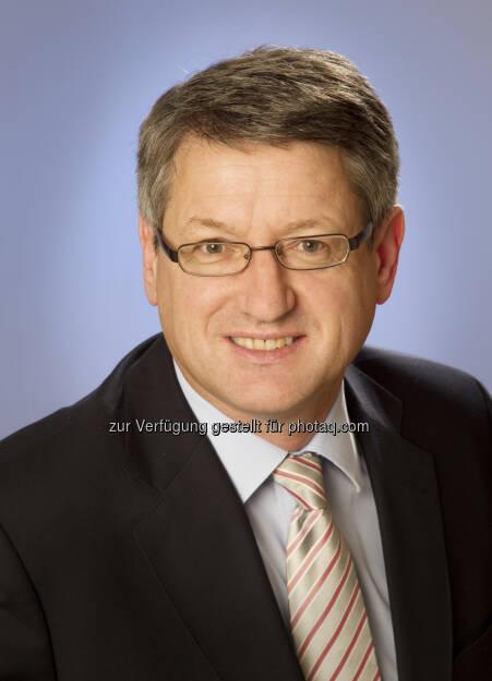 Kurt Kribitz : Mit 1.Jänner 2016 zum weiteren Mitglied des Styria-Vorstands bestellt : Fotocredit: Styria Media Group, © Aussendung (14.12.2015)