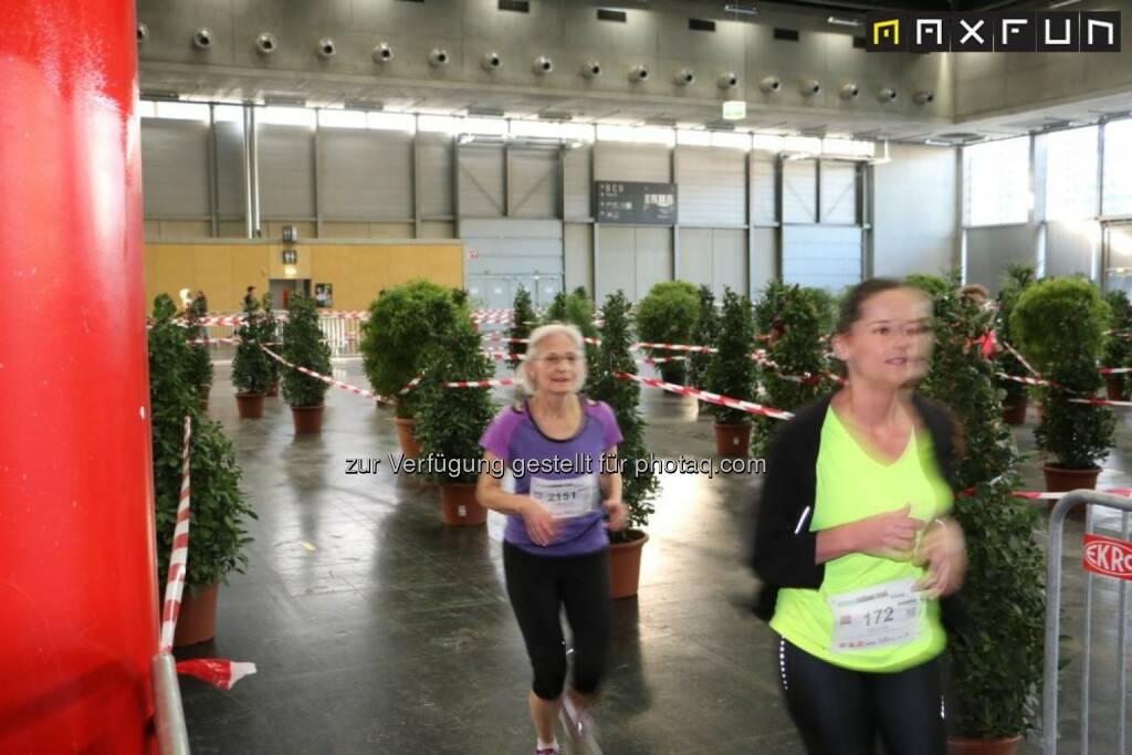 Vienna Indoor Trail , © MaxFun Sports (14.12.2015)