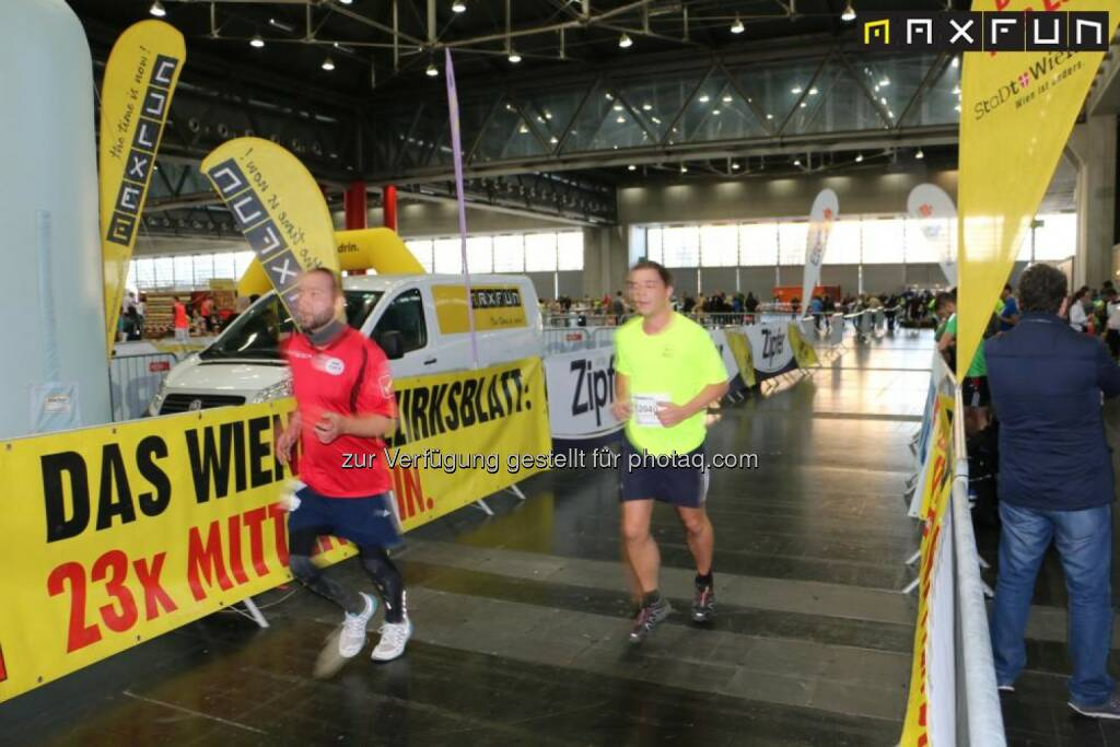 Vienna Indoor Trail , © MaxFun Sports (14.12.2015)