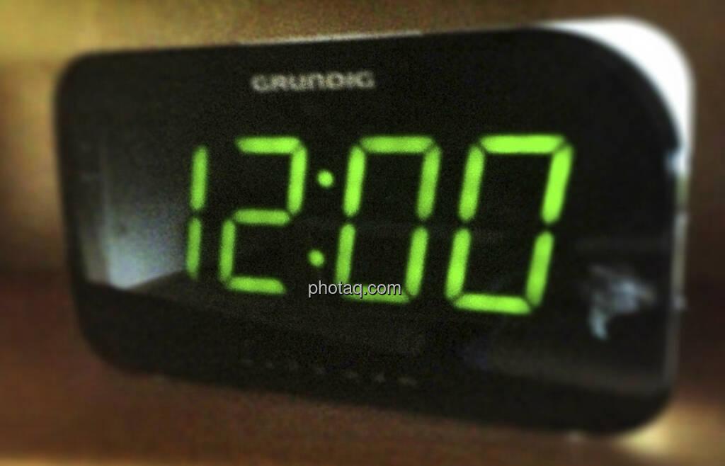 12:00 Uhr, Zwölf Uhr (30.03.2013)