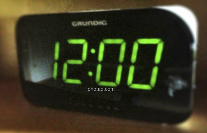 12:00 Uhr, Zwölf Uhr