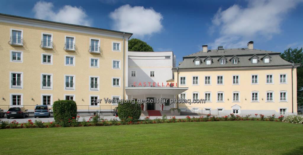 Arcotel Castellani Salzburg : Die Arcotel Hotel AG übernimmt das Parkhotel Castellani in Salzburg und führt somit fünf Hotels in Österreich : Fotocredit: Castellani Hotelbetrieb GmbH, © Aussendung (16.12.2015)