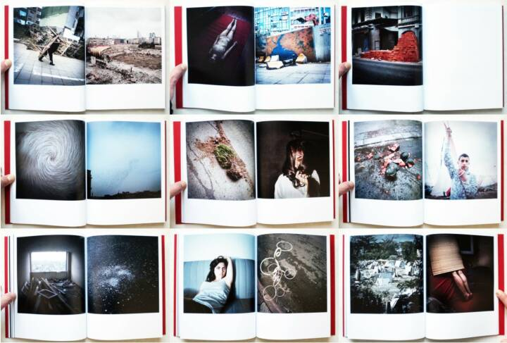 Ali Taptik - Nothing Surprising, Marraine Ginette éditions 2015, Beispielseiten, sample spreads - http://josefchladek.com/book/ali_taptik_-_nothing_surprising