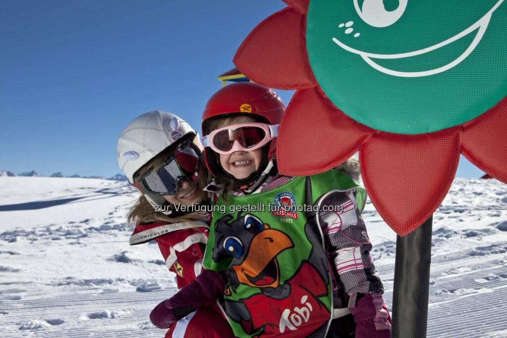 Für Kinder in TirolWest : Gratis Kinderskiwochen und Gratis Osterwochen in der Ferienregion TirolWest auch im Winter 2016 : Fotocredit: TVB TirolWest/Zangerl, © Aussender (16.12.2015)