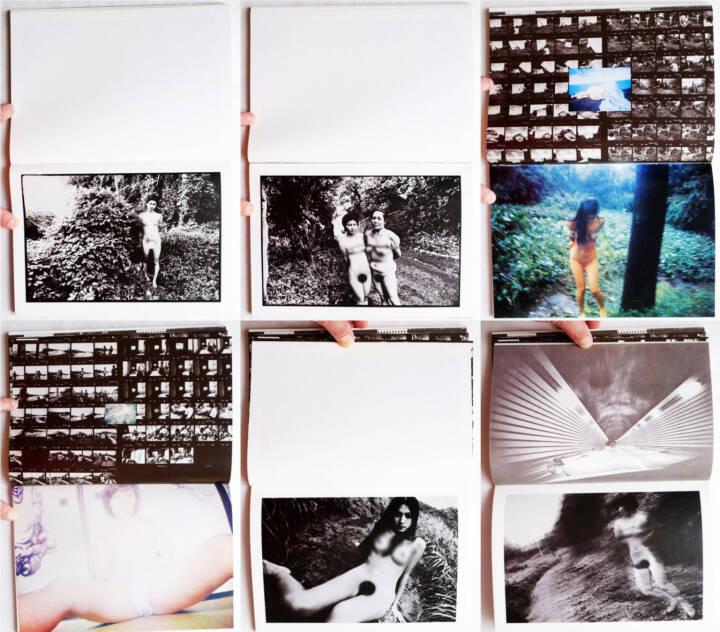 Daido Moriyama - Kagero (Dayfly, 森山大道 蜉蝣 かげろう), Haga Shoten 1972, Beispielseiten, sample spreads - http://josefchladek.com/book/daido_moriyama_-_kagero_dayfly_森山大道_蜉蝣_かげろう