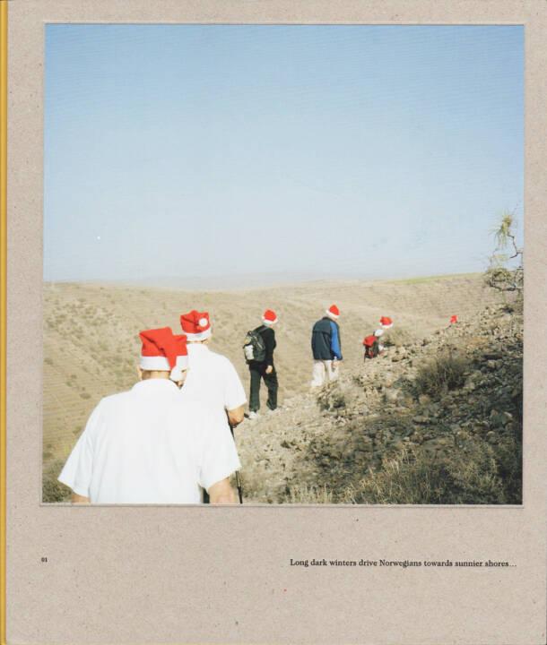 Knut Egil Wang - Southbound, Journal 2014, Cover - http://josefchladek.com/book/knut_egil_wang_-_southbound