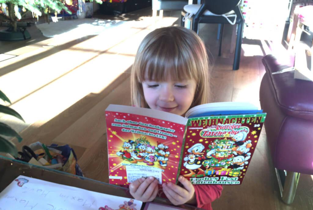 Walt Disney Weihnachten lesen (25.12.2015)