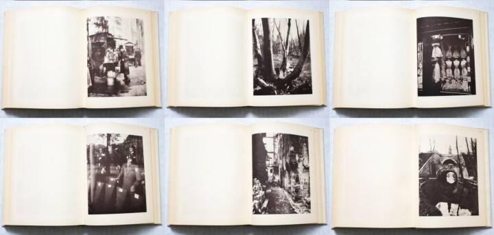 Eugene Atget - Lichtbilder, Henri Jonquières 1930, Beispielseiten, sample spreads - http://josefchladek.com/book/eugene_atget_-_lichtbilder