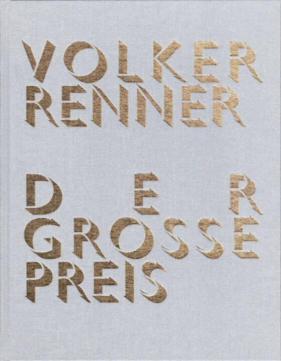 Volker Renner - Der grosse Preis, Textem Verlag 2013, Cover - http://josefchladek.com/book/volker_renner_-_der_grosse_preis