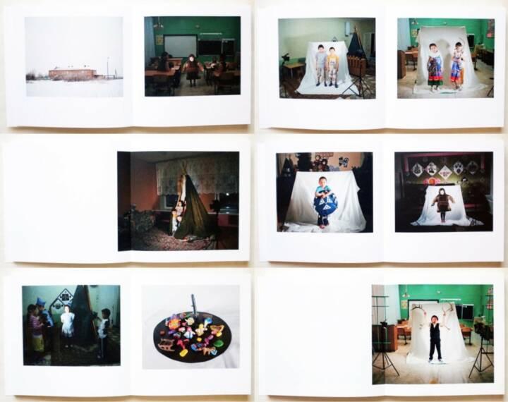 Ikuru Kuwajima - Tundra Kids, Schlebrügge.Editor 2015, Beispielseiten, sample spreads - http://josefchladek.com/book/ikuru_kuwajima_-_tundra_kids