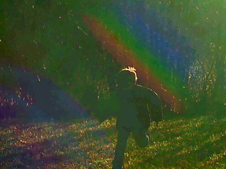 Regenbogen Run Herbst