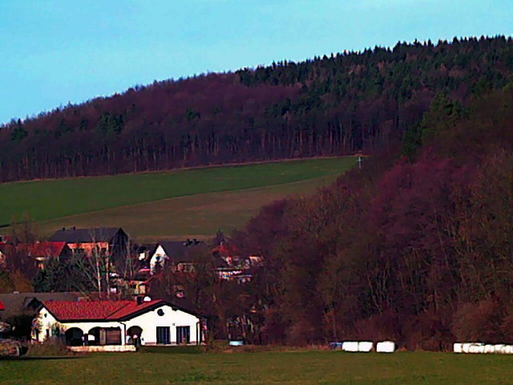 Wienerwald (27.12.2015)