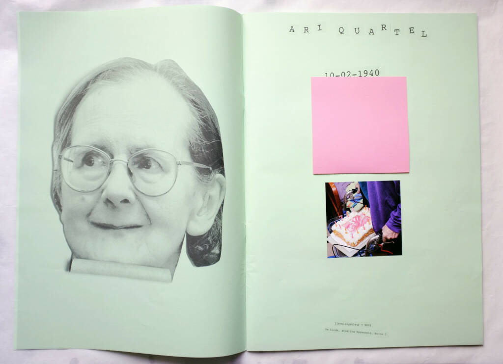 Anouk Kruithof - Lang Zal Ze Leven (2011) - 150-350 Euro, http://josefchladek.com/book/anouk_kruithof_-_lang_zal_ze_leven_happy_birthday_to_you, © (josefchladek.com ) (27.12.2015)