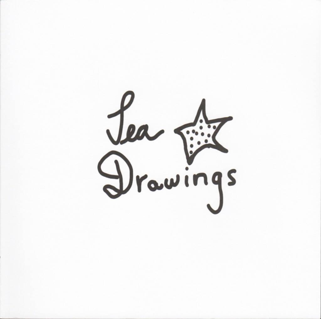 Pedro dos Reis - Sea Drawings, Self published 2015, Cover - http://josefchladek.com/book/pedro_dos_reis_-_sea_drawings, © (c) josefchladek.com (28.12.2015)