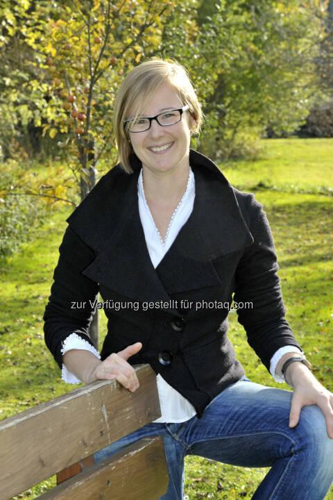 Natalie Prüggler (GF Moosmoar Energies OG) : FEMtech-Expertin des Monats Jänner : Mit der monatlichen Auszeichnung macht das bmvit Frauen in Forschung und Technologie sichtbar : Fotocredit: www.shooting-star.at