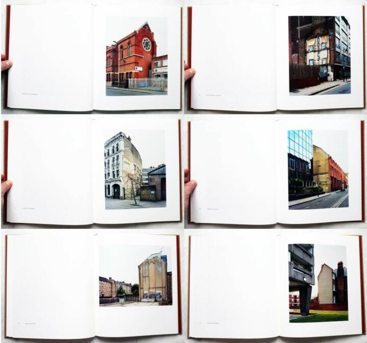 Thom & Beth Atkinson - Missing Buildings, Hwæt Books 2015, Beispielseiten, sample spreads - http://josefchladek.com/book/thom_beth_atkinson_-_missing_buildings